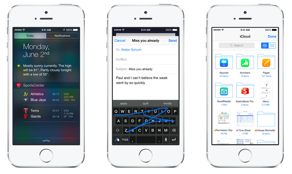 Apple opens up with iOS 8 Extensions – DevelopmentNow