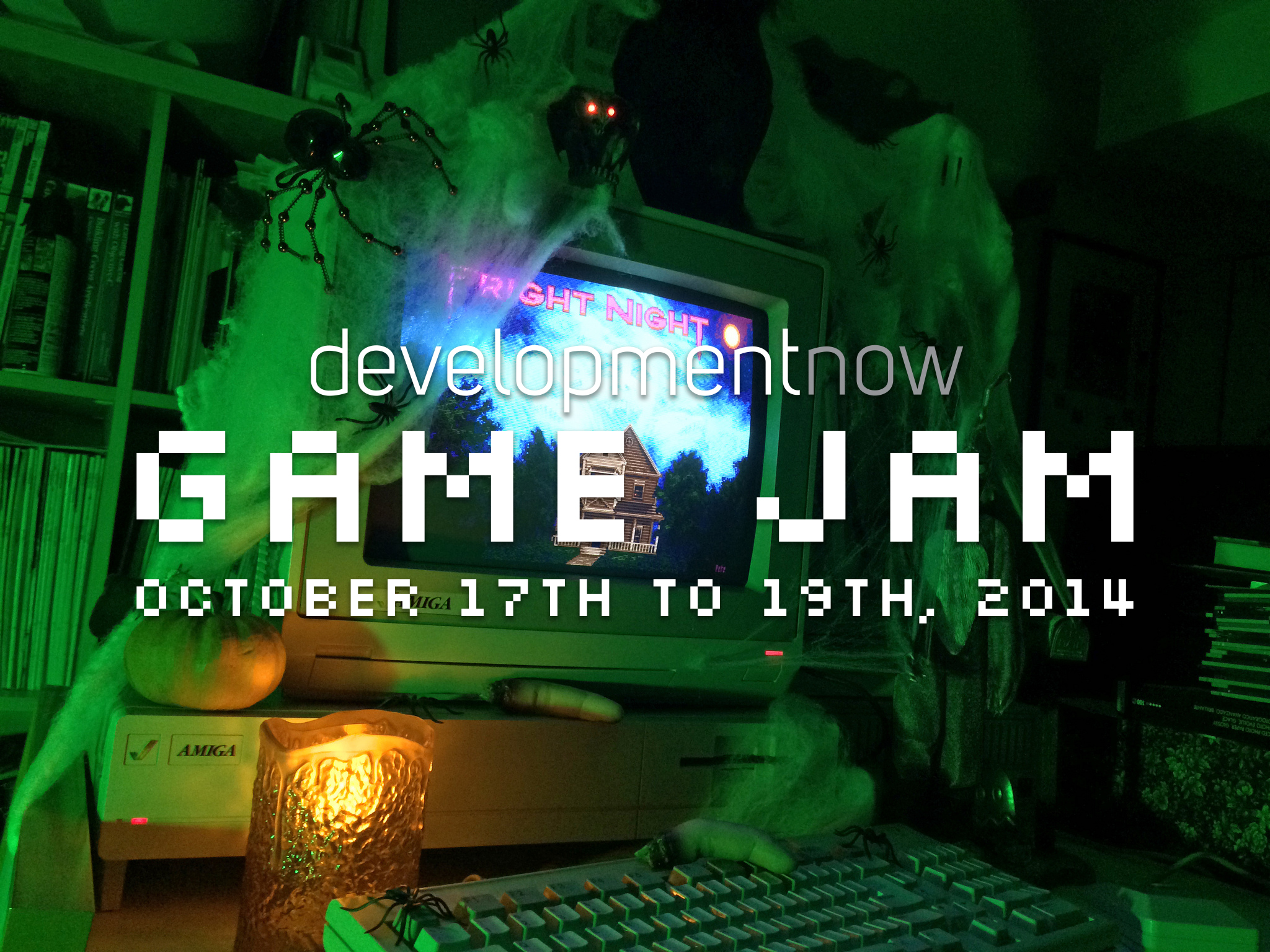 DevelopmentNow October Game Jam
