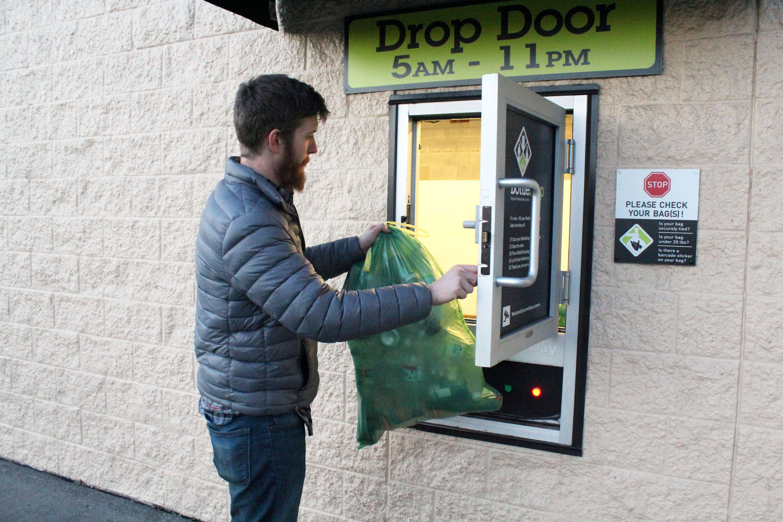 Drop Door